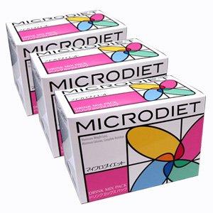 マイクロダイエット ドリンクミックス パック 14袋入×3箱