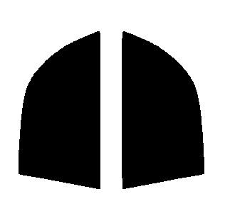 送料無料●リヤーサイドガラスのみ トヨタ コロナエクシヴ 4ドア ST200・ST201・ST202・ST203・ST205 カット済みカーフィルム 顔料着色・断熱フィルム