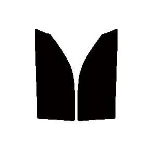 <title>送料無料■断熱フィルム クリア 運転席 助手席 スプリンタートレノ オリジナル AE110 AE111 カット済みカーフィルム</title>