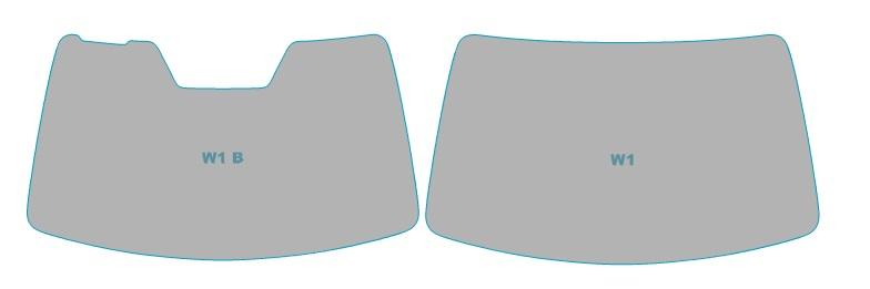 ●スパッタゴールド フロントガラス ホンダ アコード ハイブリッド CR5・CR6カット済みカーフィルム ハードコート 代引き注文不可