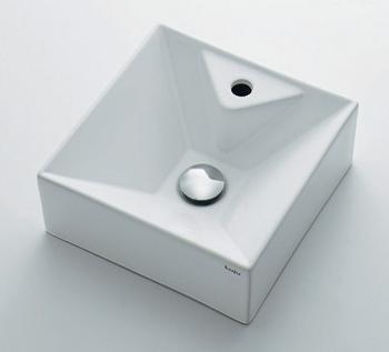 KAKUDAI(カクダイ)Luju 壁掛手洗器493-086