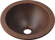 KAKUDAI(カクダイ)瑠珠 丸型手洗器493-013-M(窯肌)