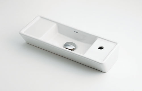 KAKUDAI(カクダイ)Luju 壁掛手洗器493-066