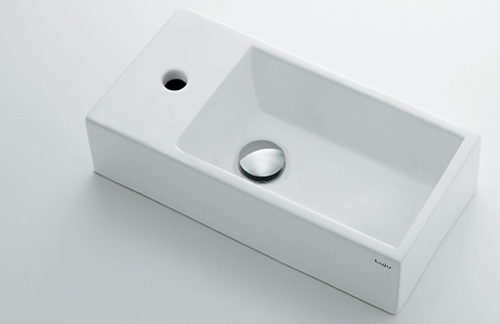 KAKUDAI(カクダイ)Luju 壁掛手洗器(Lホール)493-153