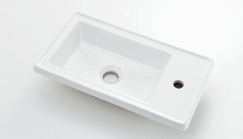 KAKUDAI(カクダイ)Luju 角型手洗器493-154