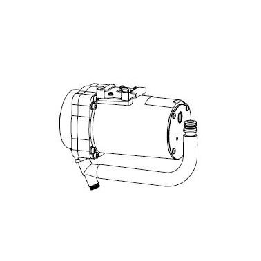 INAX(LIXIL)サティス用低流動圧対応ブースターCWA-217A