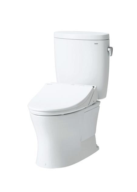 TOTO(トートー)トイレ便器新ピュアレストEXCS325BPR-SH334BA手洗なしタンク 壁排水(排水心高さ155)