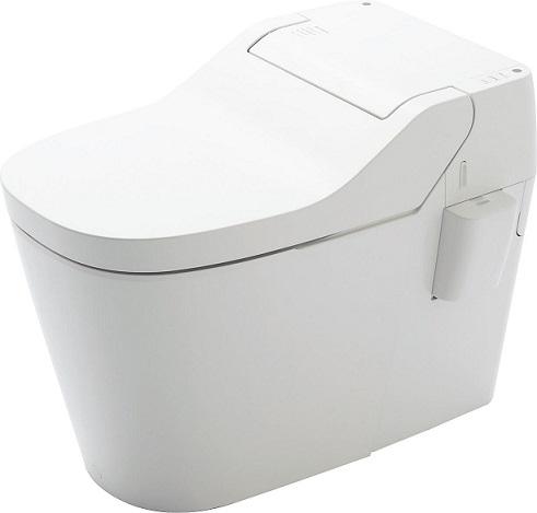 Panasonic全自動おそうじトイレアラウーノS2 XCH1401WSホワイト 床排水標準タイプ【便器本体+配管セット】
