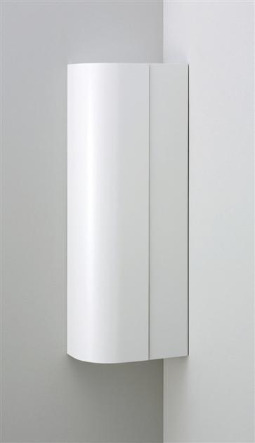 TOTO(トートー)コーナー収納キャビネットワイド(露出)タイプグレイススーパーホワイトUGW301S#WWS