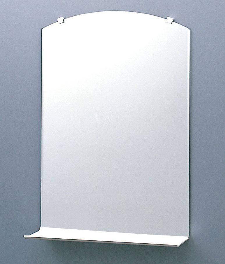 INAX(LIXIL)上部アーチ形化粧棚付化粧鏡(防錆)KF-3550ABR