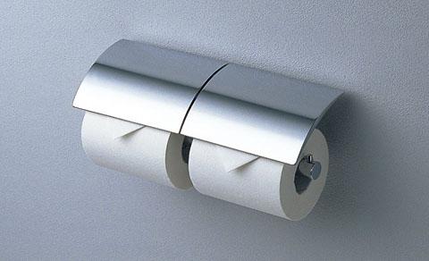 TOTO(トートー)二連紙巻器めっきタイプ芯棒可動タイプYH63B