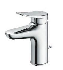TOTO(トートー)台付シングル混合水栓TLS04302JA