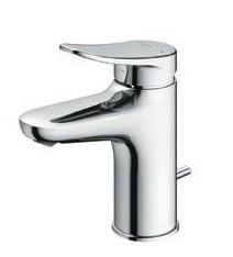 TOTO(トートー)台付シングル混合水栓TLS04303JA