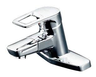 TOTO(トートー)エコシングル水栓シングルレバー混合栓吐水口回転タイプ【寒冷地用】TLHG30DQERZ