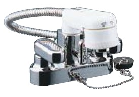 INAX(LIXIL)洗面器用簡易洗髪シャワー混合水栓SF-25D