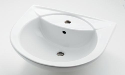 KAKUDAI(カクダイ)壁掛洗面器#CL-WB1059