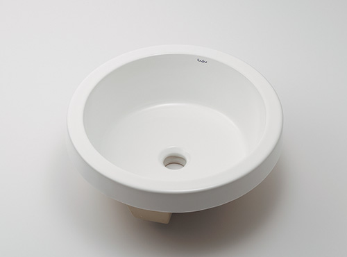 KAKUDAI(カクダイ)丸型洗面器493-167