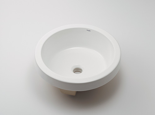 KAKUDAI(カクダイ)アンダーカウンター式洗面器493-170