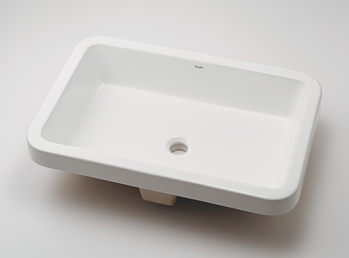 KAKUDAI(カクダイ)アンダーカウンター式洗面器493-172