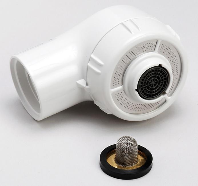 Panasonic(パナソニック)シャワーヘッド(スイッチ切替型サラサ用)CQ683B05Z