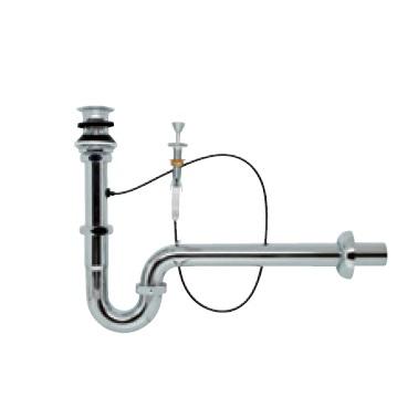 KVK壁排水PトラップVR6PAL-W