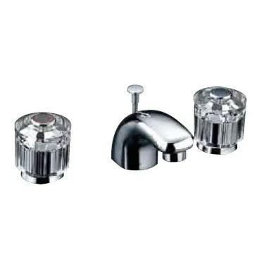 INAX(LIXIL)GLハンドル 2ハンドル混合水栓LF-231B-GL