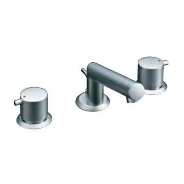 INAX(LIXIL)eモダン 2ハンドル混合水栓LF-E130B/SE