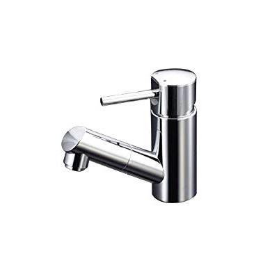 KVK洗面用シングルレバー式混合栓LFM670