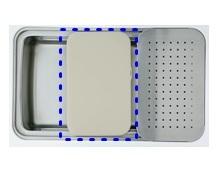 タカラスタンダードまな板(ユーティリティEシンク用)42076206