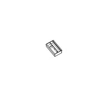 トクラス株式会社(ヤマハリビングテック)木製トレーD450キャビネット用(ブルモーションレール用)W300用KHDWDD400W300