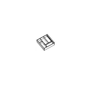 トクラス株式会社(ヤマハリビングテック)木製トレーD450キャビネット用(ブルモーションレール用)W450用KHDWDD400W450