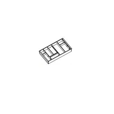 トクラス株式会社(ヤマハリビングテック)木製トレーD450キャビネット用(ブルモーションレール用)W750用KHDWDD400W750, アイデアポケット:bdea7105 --- sunward.msk.ru