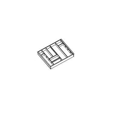トクラス株式会社(ヤマハリビングテック)木製トレーD650キャビネット用(ブルモーションレール用)W750用KHDWDD550W750