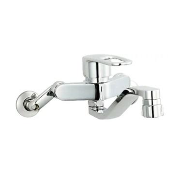 INAX(LIXIL)クロマーレS(エコハンドル)キッチンシャワー付シングルレバー混合水栓SF-WM433SYN【寒冷地用】