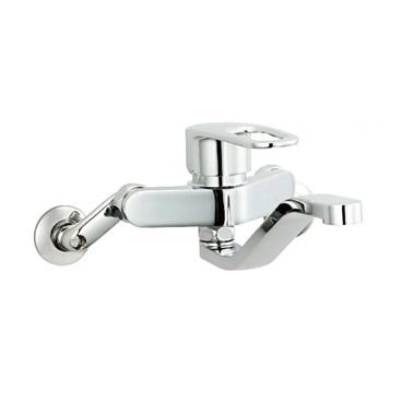 INAX(LIXIL)クロマーレS(エコハンドル)シングルレバー混合水栓SF-WM436SYN【寒冷地用】