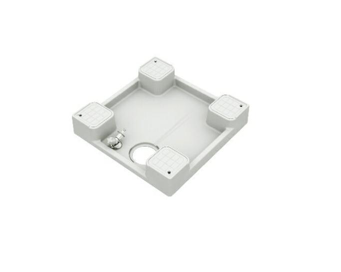 カクダイ洗濯機用防水パン(水栓付き)426-501K