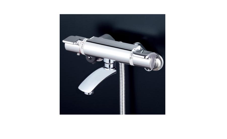 KVK(ケーブイケー) サーモスタット式シャワー(ワンストップシャワーヘッド付) KF890S2