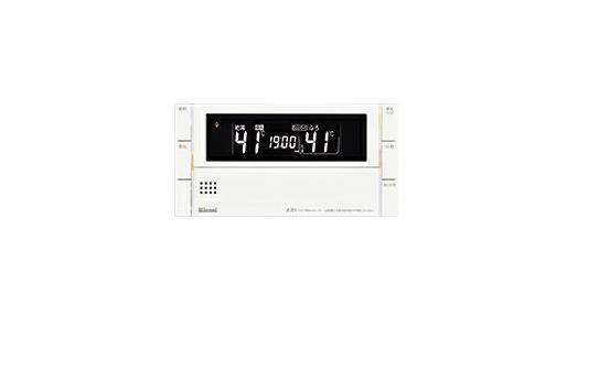 Rinnai(リンナイ) インターホン機能なしリモコン(床暖房ON/OFFスイッチ付)※給湯暖房用熱源機用MBC-300VF