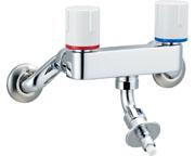 INAX(LIXIL) イナックス リクシル洗濯機用水栓金具SF-WL63RQ
