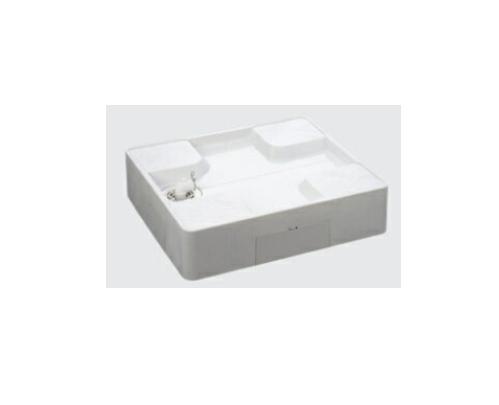 シナネン洗濯機防水パンベストレイ74床上点検タイプUSB-7464SNW