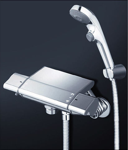 KVK(ケーブイケー) サーモスタット式シャワー(ワンストップシャワーヘッド付) KF850WS2(寒冷地用)