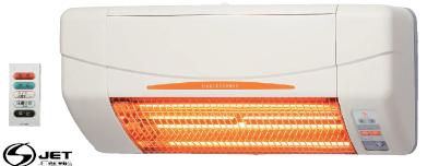 TSK(高須産業)涼風暖房機(脱衣室・トイレ・小部屋用モデル)SDG-1200GSM