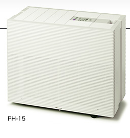 ピーエス工業気化式加湿器 PHPH-15