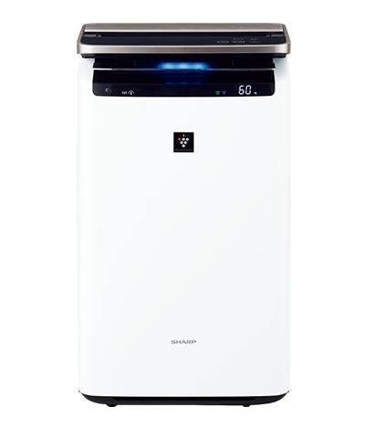 SHARP シャーププラズマクラスター加湿空気清浄機KI-HP100-W