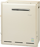 Rinnai(リンナイ) ガスふろ給湯器 浴槽隣接設置タイプ 24号(フルオート) RFS-E2405A(A)