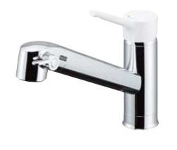 INAX(LIXIL)オールインワン浄水栓FNタイプ浄水器内臓シングルレバー混合水栓JF-AG442SYX(JW)/JF-AG442SYXN(JW)