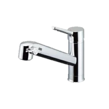 INAX(LIXIL)オールインワン浄水栓FSタイプ浄水器内臓シングルレバー混合水栓JF-AF442SYX(JW)/JF-AF442SYXN(JW)