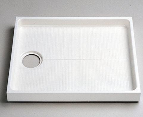 洗濯機 防水パン セット 期間限定今なら送料無料 TOTO 透明 トートー 安心の定価販売 900サイズ洗濯機パン+ABS樹脂製 縦引きトラップ+ジャバラホースユニットPWSP90GH2W
