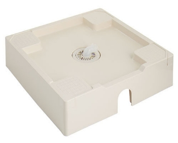 カクダイ洗濯機用防水パン(床上配管型)426-423