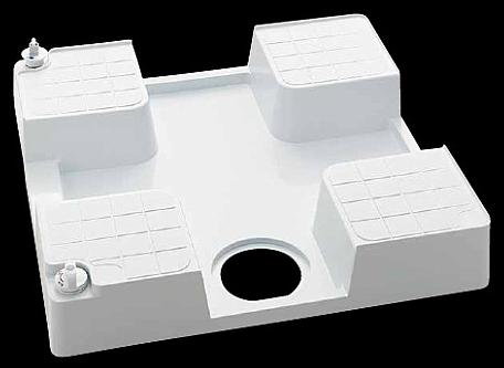 KVK(ケーブイケー)水栓コンセント内蔵型防水パン(右仕様)腰高タイプSP1390N-R, いいひ:fd794254 --- ero-shop-kupidon.ru